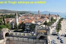 Horvát városok / Bemutatjuk a legszebb #horvát városokat és azok látnivalóit....