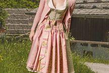 Dirndl Couture by Julia Trentini / Die neuesten Sommerlooks 2014 bei www.trachtenheimat.de