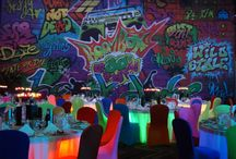 Hip Hop Themed Events / Hip Hop Themed Bar Mitzvah