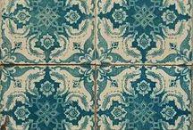 Wallpapers, tiles