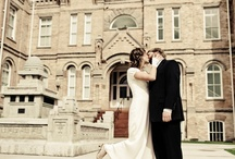 Library Weddings / Provo Library wedding inspiration