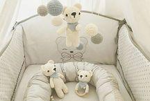 Ideer til babys rum
