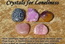 crytals and gemestones