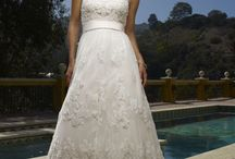 Empire Gowns / Here are our best selling Casablanca Bridal empire gowns! http://bit.ly/CasablancaEmpire