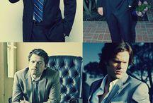 Jared, Jensen, Misha & Mark (J2 & M2)