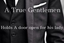 True gentleman does