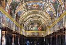 Royality - Spain - El Escorial - sacred burial place of Spain royalty