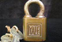 Yale - Vintage Locks