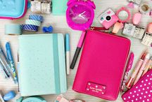 Planners, Organizers and Stationary