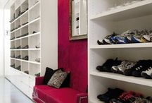 Closet Inspiration / Closets designs to dream of