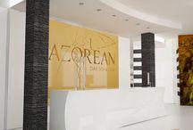 Azorean  ||  Day Spa & Gym / Azorean  ||  Day Spa & Gym (projecto de âmbito académico)
