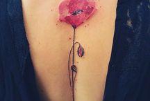 Tatuaje inspirate de natură
