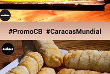 ¡Promoción #CaracasMundial! / Transmitimos los partidos del Mundial #Brasil2014 en el bar. Durante cada uno tenemos una promoción especial: Alitas de pollo en BBQ de RON o Tequeños (deditos de queso envueltos en fina masa para freir) + 2 cerveza imperial x 100pe!!