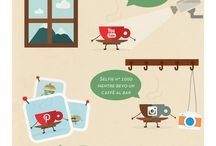 Social / Infografiche sul mondo social.
