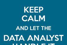 Data Analysis / by Bryan Rego
