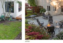 Landscape Before & Afters