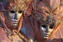 maszkok / Velencei karnevál