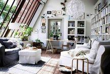 čarovné interiéry