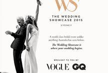 The Wedding Showcase / A world class bridal event unlike anything Australia has ever seen before - www.theweddingshowcase.com.au