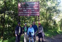 Inca Trail + Huaynapicchu in 3 days / Hiking the Inca Trail is a unique experience that you have to try once in your life: intense and fabulous trekking through a range of spectacular Inca ruins while contemplating some of the most marvelous sceneries on the way.