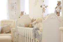 Coleção Urso / Um quarto com delicadeza e suavidade para transmitir serenidade ao embiente.