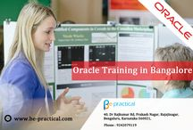 Oracle Training institute in bangalore / Oracle Database is a collection of data treated as a unit. The purpose of database is to store and retrieve related information. A database server is the key to solving the problems of information management.