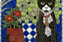Cats in Art / by Cindy Yagos