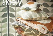 Fabrics & Textiles / Inspiring fabrics & wallpapers