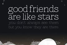 Citazioni Sull'amicizia