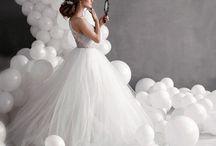 свадьба шары