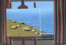René Magritte / René François Ghislain Magritte né le 21 novembre 1898 à Lessines dans le Hainaut et mort à Schaerbeek le 15 août 1967, est un peintre surréaliste belge