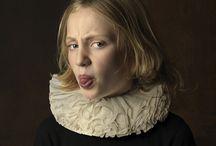 Klassieke portretfoto's