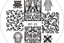 Nail stamps / by Maelys Martinez