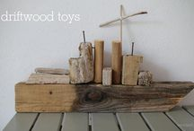 Koka kastes un jūras kociņi