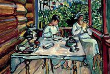 Art - painting - Wassily Kandinsky