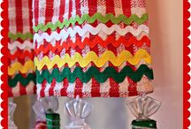 Candy Kitchen Christmas / by Andrea Haywood at Opulent Cottage