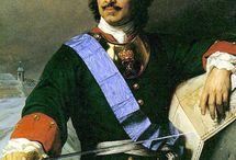 Пётр I Великий / Пётр I, основатель одной из могущественнейших держав мира — Российской империи — родился 30 мая 1672 г. В царской семье он был четырнадцатым ребенком