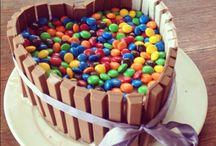 Home-made Birthday Cake