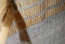 Weave/vev. Eige arbeid / Tekstilarbeid, vevde bilde.Textile, woven art, tapestry.