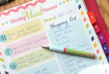 Organise Food Meals
