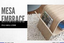 VIDEOS pili-mili.com / ¡Vídeos sobre los muebles auxiliares y complementos Deco que están marcando tendencia!
