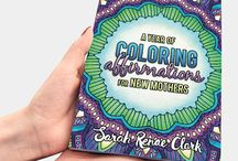 Etsy Coloring Books / Coloring books and pages you can find on Etsy!