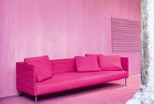 valentine's day decor / valentine's day décor inspiration - pink, red & white