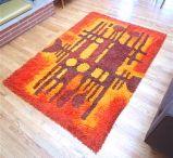 Rye/teppe/rugs/matter / Gulv og veggtepper.