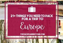 Europe Holiday