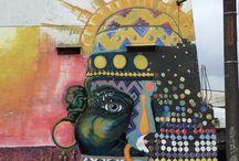 street Art Manizales, Colombia / Urban art in Manizales Colombia
