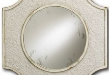 Currey and Company Mirrors / Shop Currey and Company mirrors at Plum Goose.
