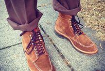 Dapper Dan / Stylish clothing for him. / by Vanessa Garcia