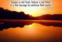 Courage / by Jolynn Mauragas Ewen
