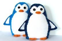 Crochet - Penguins !